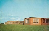 Postcard Stephen Decatur Junior-Senior High School, Ocean City, MD