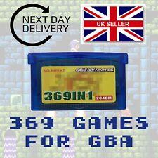 Carro De Juego - 369 en 1-Para Nintendo Ds + Gba-entrega al día siguiente.