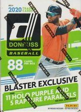 Panini 2020 Donruss Baseball Blaster Box