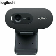 Logitech C270i HD 720P Webcam USB 2.0 HD Web Camera Microphone For PC Laptop NEW
