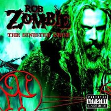 Rob Zombie The Sinister Urge CD NEW SEALED Metal Feel So Numb/Never Gonna Stop+