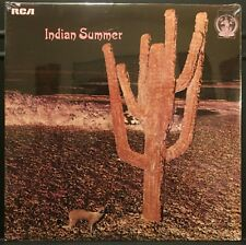 Indian Summer S/T SEALED PROMO USA 1971 RCA/Neon Gatefold LP Prog/Rock