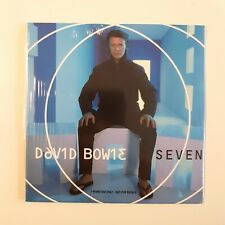 DAVID BOWIE : SEVEN (REMIXES) - PROMO SINGLE ♦ CD NEW & SEALED ♦