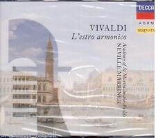 Vivaldi: L'estro Armonico / Marriner, Academy Of St Martin - CD Decca