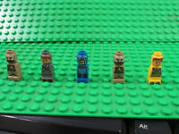 LEGO lot of 5  Micro Figures lot harry potter ninjago and more