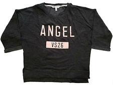 Victoria's Secret VS Angel Pullover Sweatshirt Dark Gray Medium