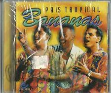 Pais Tropical Lo Nuev9 De Bananas Latin Music CD New