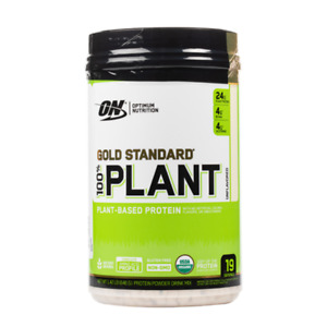 Optimum Nutrition - Gold Standard 100% Plant Based Protein Powder All Flavors