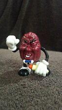 California Raisins Applause - 1987 Calrab - Black & White Shoes Microphone Guy