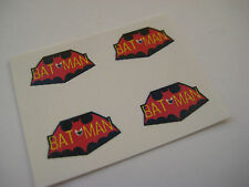 Corgi  Juniors 78  Batman Batcopter Stickers - B2G1F