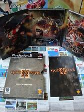 Playstation 2 PS2:God of War II - Edition Spéciale [TOP SONY] COMPLET - Fr