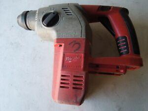 MILWAUKEE 0756-20 M28 Fuel Cordless Rotary Hammer, 28 V [FREE SHIPPING] CA #8