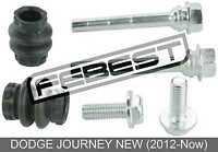 Pin Slide Rear Kit For Dodge Journey New (2012-Now)