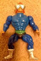 1983 MOTU Vintage Masters of the Universe MEKANECK Mek-A-Nek figure He-Man