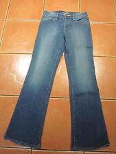 womens  LEVI'S demi curve classic boot- leg stretch denim jeans SZ 28-10