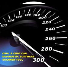 Car Diagnostic Software For OBD1,2, II + PRO ECU BHP Programing TOOL Analysis