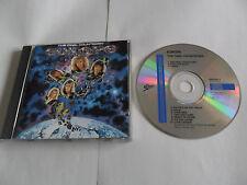 Europe - The Final Countdown (CD 1986) AUSTRIA Pressing