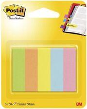 ca bunt 8er-Pack Film-Pagemarker//Markierungsstreifen mit Lineal 4,4 cm
