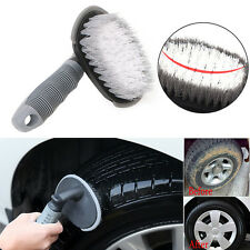 Car Rims Tyre Cleaning Brush T-Type Multi-Functional Wheel Hub Washing Tool New