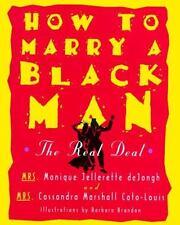 How to Marry a Black Man, Dejongh, Monique Jellerette, Good Books