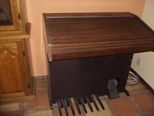 Viscount Bx 40 Electric Organ, Roll Down Top