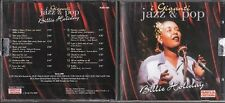 CD 957 I GIGANTI JAZZ E POP  BILLIE HOLIDAY