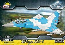 COBI  5801  Mirage 2000-5  blocks  French  fighter plane