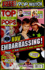 TOP OF THE POPS 2002 (BLUE WATCH) BEYONCE BLUE PINK NICKY BYRNE SHAGGY BRITNEY