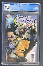 YOUNG AVENGERS 11 CGC 9.8 HULKLING ORIGIN KATE BISHOP NEW AVENGERS  APPEARANCE