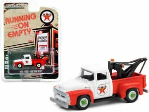 """1:64 1956 Ford F-100 Tow Truck """"Texaco Filling Station"""" -- Greenlight"""