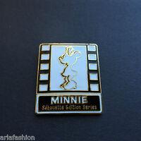 WDW - Silhouette Edition Series Minnie Disney Pin 7134