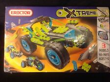 Erector Xtreme #6820 Building Set - Educational Engineering STEM Gift
