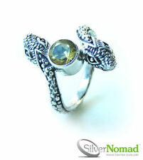 Citrine Sterling Silver Fine Rings