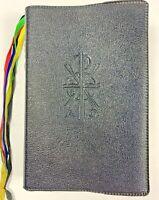 Saint Joseph Daily Missal 1959 Complete Revised Edition Color Leather CBP Co.