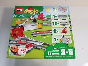 Lego Duplo 10882 Train Tracks Box Set - SEALED