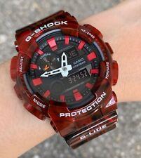 Casio G-Shock *GAX100MB-4A G-Lide Anadigi Glossy Marble Red Gshock COD PayPal