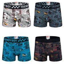Ropa interior boxeres multicolor para hombre