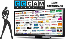 CCCAM SERVER full hd Price 30$/12Months HD Channels