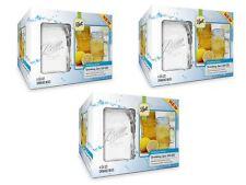 12-Pack Ball Mason Jars Glass Mugs Drinking Jar Glasses Handle Cup Mug Set 24 Oz