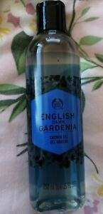 The Body Shop Gardenia Shower Gel, Discontinued.