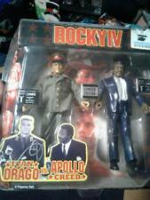 DOLPH LUNDGREN SIGNED/AUTOGRAPHED TOY ROCKY IV