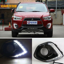 DEL DRL FEUX DE JOUR DRL DEL Lampe pour Mitsubishi ASX 2013-2015