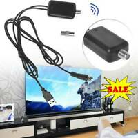 TV Amplifier Signal HD Channel For Cable TV Booster Digital Fox HD Antenna