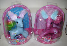 #7518 NRFB Target Stores Easter My Little Pony Rainbow Dash & Cheerilee