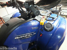 Mobile Starthilfe z Aufladen der Autobatterie Yamaha YFM Grizzly 400 550 660 700