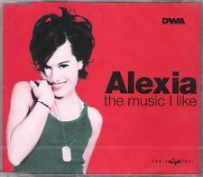"""ALEXIA - RARO CDs CELOPHANATO """" THE MUSIC I LIKE """""""