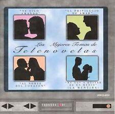 Mejores Temas de Telenovelas by Juan Gabriel y Muchos Mas (CD, Fonovisa 1999)