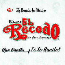 Que Bonito Es Lo Bonito by Banda el Recodo (CD ALL CD'S ARE BRAND NEW