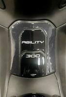 ADESIVO in gel 3D per SPORTELLO SERBATOIO scooter compatibile KYMCO AGILITY 300
