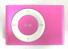 Apple A1204 iPod Shuffle 1GB ( 2nd Generation) PINK  - Free Shipping